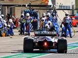 Mazepin suffered loose headrest in troubled US F1 GP