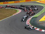Updated 2015 F1 entry list