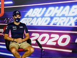 Perez: Red Bull's Marko sent me congratulations after Sakhir F1 win