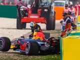 Daniel Ricciardo explains qualifying spin