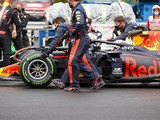 F1 Hungarian GP: Verstappen crashes en route to grid, participation in doubt