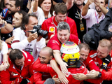 Ferrari: Second place an 'important' result for Vettel