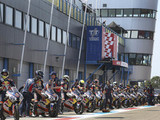 Whiting inspects Assen circuit