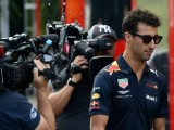 Ricciardo denies any 'fall-out' with Red Bull