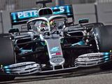 Hamilton yet to find 'rhythm' for favourites Merc