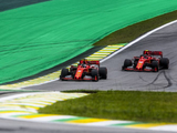 Leclerc beating Vettel no surprise - Ocon