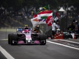 Force India's Esteban Ocon gets Brazilian Grand Prix grid penalty