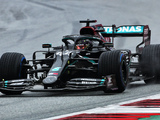 Hamilton beats rivals by a second for rain-hit Styrian GP pole
