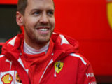 Vettel not worried by rivals' pace