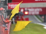 F1 reveals new lap time rule under double yellows