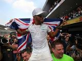 Lowe hails 2017 as Hamilton's best-ever season