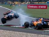 Norris: Difficult to know where all parts of F1 cars are in clashes