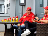 Vettel: Charles is challenging myself, I'm challenging him