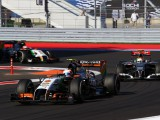 Force India lose grip on fifth after tough Sochi weekend