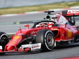 Raikkonen dominates penultimate test day