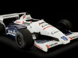 Ex-Senna Toleman causing Goosebumps in London Showroom