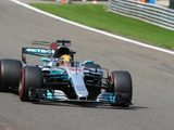 Hamilton Honoured to Match Schumacher Pole Record in Belgium