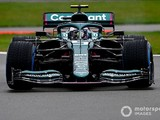 Vettel completes first shakedown of Aston Martin F1 car