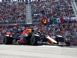 """Big"" floor damage cost Verstappen 'a lot' in US GP"