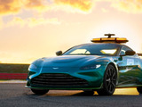 Aston Martin and Mercedes join forces as F1 unveils new safety and medical cars