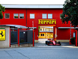 Ferrari back on track