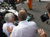 Ecclestone fears Hamilton will dominate