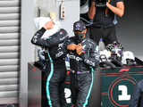 Qualy: Merc laugh off party mode ban with Monza record