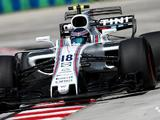 Lance Stroll encouraged by progress in rookie F1 campaign