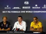 Azerbaijan GP: Friday Press Conference Part 2