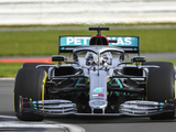 Hamilton pleased with familiar feeling of the W11