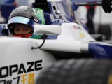 Fong gets Sauber test run