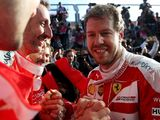 Australian Grand Prix: Familiar finish to a new story