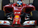P1: Alonso sets early pace