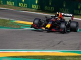 Max's FP2 session over after 10 minutes