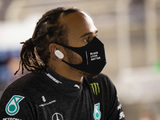 Hamilton tests negative, cleared to race in F1 season finale