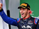Pierre Gasly keen to see off Carlos Sainz, Alex Albon for 'best of the rest' honour