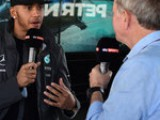 Brundle: Lewis will be a legend