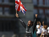 Mercedes had all-clear to celebrate Silverstone win