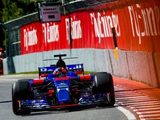 "Toro Rosso's Franz Tost: ""Unfortunately we leave Canada without scoring any points"""