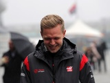 Magnussen relishes maiden Haas points