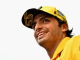 McLaren confirm Carlos Sainz for 2019