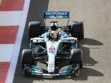 Lewis Hamilton Impressed With New Hypersoft Tyre at Abu Dhabi Test