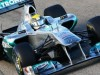 Rosberg pleased with new Mercedes contender
