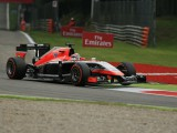Bianchi Struggles in Monza but Chilton Crashes Out