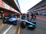 Kubica not letting Williams test woes distract from Australian Grand Prix preparation