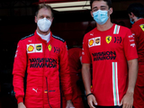 "Vettel and Leclerc will ""pay more attention"" after Covid warnings - Ferrari"