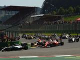 Nico Rosberg wins chaotic Belgian Grand Prix