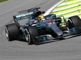 F1 Brazil: Hamilton Fastest Again in second practice