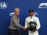 "Hamilton on Spa Pole Position Run: ""I really love driving in the wet"""