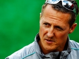 Schumacher is 'still fighting'